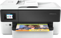 Hp Hp Officejet Pro 7720 Wide Format All-in-one - Multifunction Printer - Colour Y0s18a#a80 - xep01