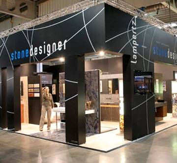 Specialist Manufacturer of Exhibition Stand Shell Builds