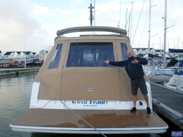 Boat Canopies Manufacturer In UK