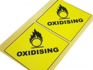 Chemical Labels Supplier In UK
