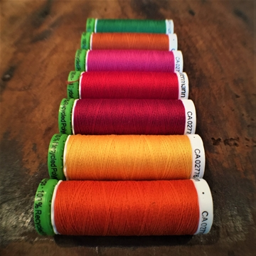Eco recycled rPET Sew All Thread