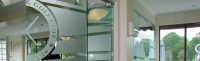 Bi-Folding Glass Systems For Staff Break Out Areas