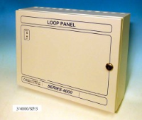 1 Loop Panel with 3 Amp PS in 00 Enclosure