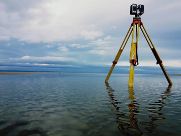 Topographical Surveys For Gullies