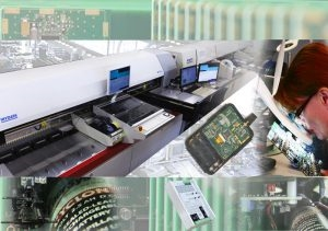 Printed Circuit Board Assembly In Cambridgeshire