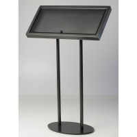 3x A4 Restaurant Menu Display Stand / Poster Display Stand