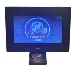 Advertising Screens For Entertainment