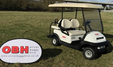 Electric Buggy Hire For Music Festivals