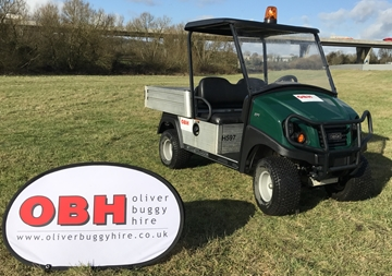 Electric Buggy Hire For Outdoor Events