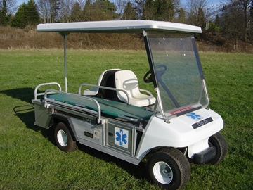Ambulance Electric Buggy Supplier