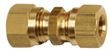 Vale® Metric Coupling Brass Compression Fitting Pneumatic Specialists