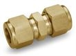 Ham-Let Let-Lok® Twin Ferrule Tube Fitting Brass Compression Pneumatic Specialists