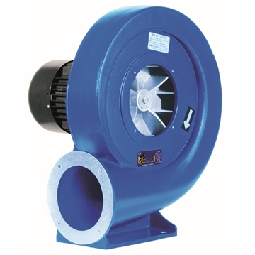 Industrial Fans for Material Handling