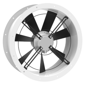 Short Cased Axial Fans for Food Processing and Manufacturing