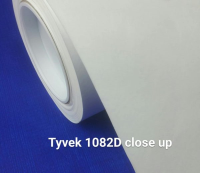 1600mm wide DuPont™ Tyvek® 105gsm - (1082D)