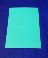 20 x A4 sheets of DuPont™ Tyvek® 1082D (105gsm base) - Turquoise