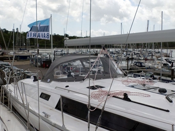 All Weather condition Sprayhood For Yachts