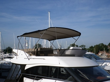 Bespoke High Quality Biminis For Motorboats