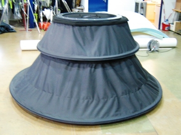 Bespoke Manufacturers Of Equipment Cover