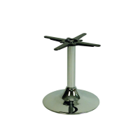 Medium Sized Table Bases For Use In Restaurant Chains