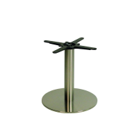 Medium Sized Table Bases For Use In Coffee Shops