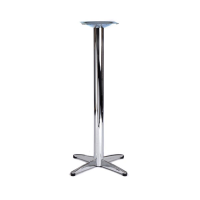 Small Sized Table Bases For Use In Restaurant Chains