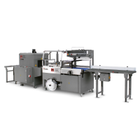 Automatic Shrink Film Machine Retail Packaging