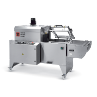 Sealers And Shrink Combination Wrapper