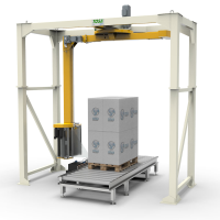 Stretch Wrapping Machines For Confectionary Packaging