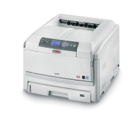 Oki C821dttn (2x additional paper trays) Colour Laser Printer 1289101 - Refurbished