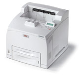 62427507 OKI B6500dn B6500 A4 Duplex Network Ready Workgroup Laser Printer - Refurbished with 3 months RTB warranty