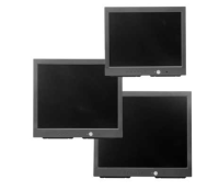 """Pelco 17"""" 1280x1024 COLOUR HP TFT MONITOR PMCL417 - eet01"""