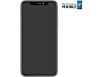 MicroSpareparts Mobile IPhone X LCD Assembly Black  MOBX-IPOX-LCD-B - eet01
