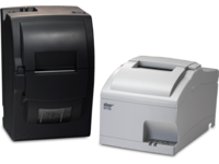 Star Micronics SP742ME42-240-GRY Printer With Cutter - Ethernet - UK 39339442 - eet01