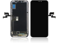 MicroSpareparts Mobile IPhone X LCD Assembly Black AMOLED Display - Copy MOBX-IPCX-LCD-B - eet01