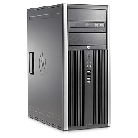 Hp 8200 Elite Cmt Dc-g530/8gb/160gb-ssd/no Coa - #4.1 Without Keyboard And Mouse Xl508av#uug-sb76 - xep01