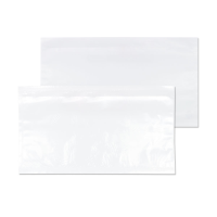 PDE30 Blake Purely Packaging Clear Peel & Seal Wallet 235X132mm 30Mu Pack 1000 Code Pde30 3P- PDE30