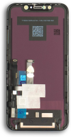 MicroSpareparts Mobile Iphone XR OEM LCD Black A1984 A2105 A2106 A2108 MOBX-IPOXR-LCD-B - eet01