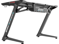 Sandberg Fighter Gaming Desk 2, Black 3 or more = pallet shipment ** 640-93 - eet01