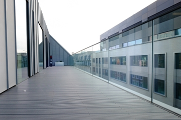 Glass Balustrade Systems In UK