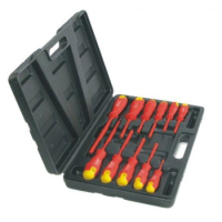 11pc Insulated Screwdriver Set