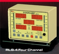 4 Channel Automatic Tonnage Monitors