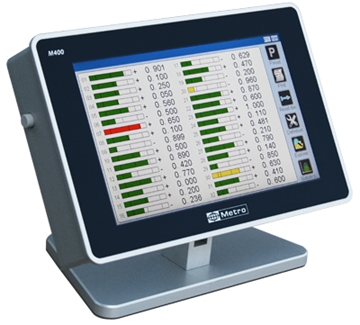 Gauging Probes Display with Multi Instrument Compatibility