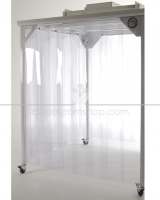 Mobile Cleanroom Master Unit with optional Installation and Validation