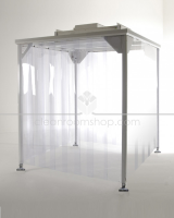 Rapid Room Cleanroom with optional Installation and Validation