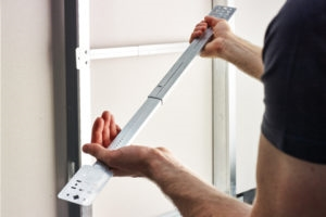 Wall Brackets to Install Electrical Pipes