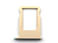 MSPP5107G MicroSpareparts Mobile SIM Card Tray Golden IPhone 5S - eet01
