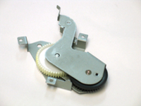 MSP3500 MicroSpareparts Swing plate Assembly Compatible parts - eet01