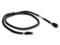 LSI 0.8 metre cable SFF8643 to SFF8087 CBL-SFF8643-8087-08M - eet01