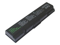 MicroBattery 6 Cell Li-Ion 10.8V 4.1Ah 44wh Laptop Battery for Toshiba MBI53487 - eet01